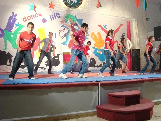 JLSS Dance Competition