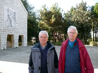 Rev. Georg Richter & his Brother Wolfganf at JLSS