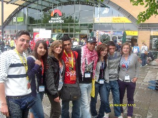 Youth Program in Germany May 2009