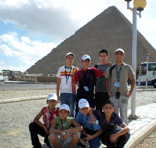 JLSS Students in Egypt