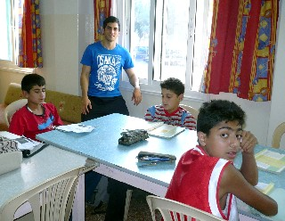 Willian Haddad with our Students