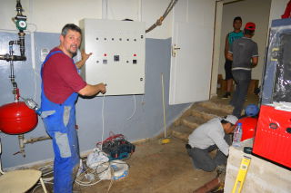 Central Heating Project