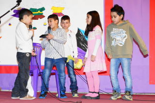 Mothers' Day and Children's Day Celebration 2014