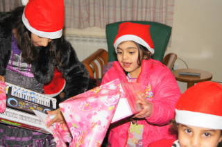 Embrace Gifts to Boarding Children