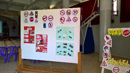 Grade 9 Road Safety Project