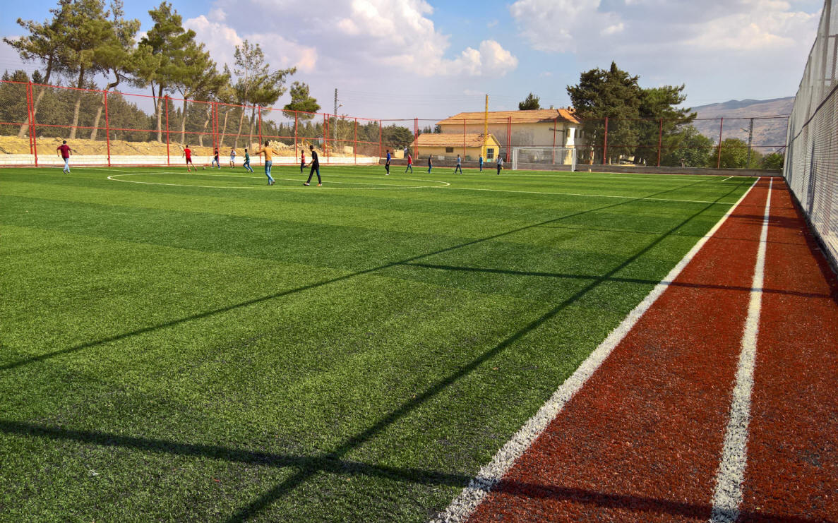 Martin Ruopp Football Field